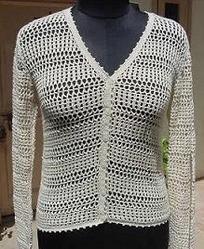 Fancy Crochet Jacket