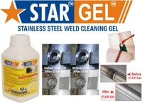 Weld Scale Remover STAR Gel Pickling Paste