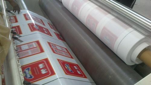 Bopp Laminated Non Woven Fabric in   Village Taraghadi