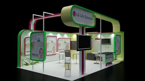 Fair Stall Exhibition Service