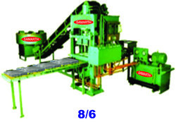 Fly Ash Brick Making Machine in  Vadgarsheri