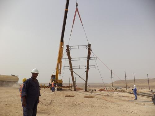 Tower Installation Service