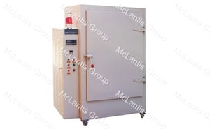 Box Type Plate Baking Oven