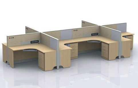 office workstation design. Modular Design Office Workstation In Prahlad Nagar E