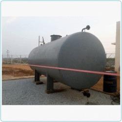Oil Storage Tank in  New Area