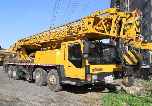 Used Mobile Crane XCMG 50 Ton (QY-50K) at Best Price in