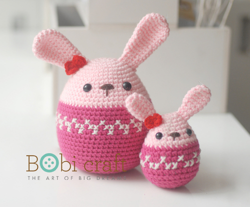 Lovely Crochet Toys: Amigurimi Creations from Khuc Cay's Little ... | 414x500