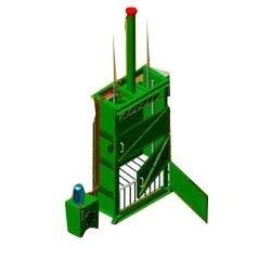 Hydraulic Baling Press in  Dudheshwar