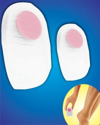 Silicone Gel Heel Cushion