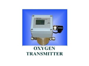 Loop Powered Two Wire Oxygen Transmitter