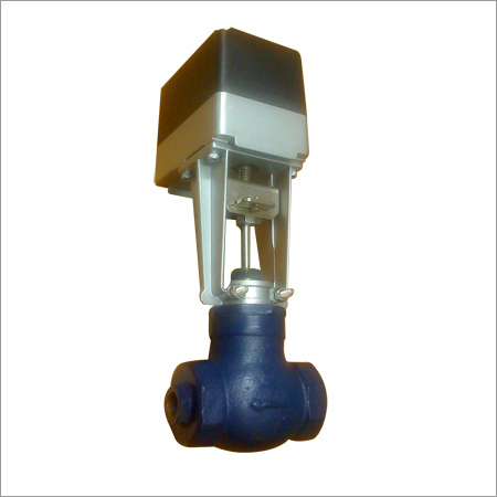 Motorised Actuator Process Valve