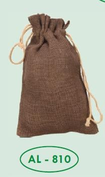 Jute Packing Pouch