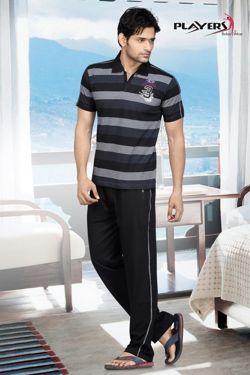 2134c41677 Mens Nightwear - Poshak