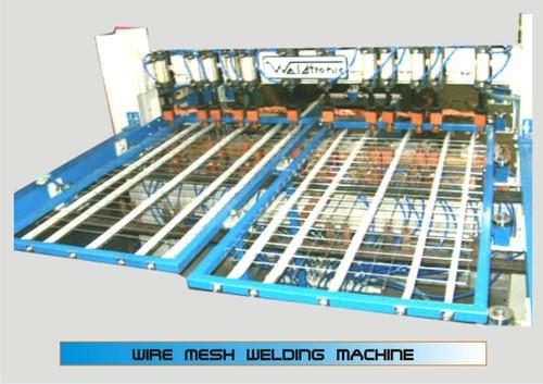 Wiremesh Welding Machinery