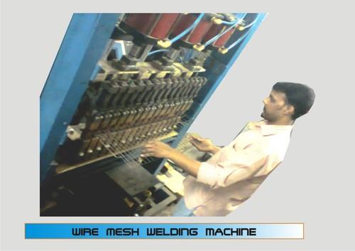 Wiremesh Welding Machines