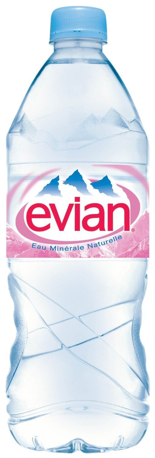3326a3e436 Evian Natural Spring Water 16.9Oz in Singapore, Singapore - Cardina ...