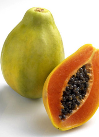 Papaya in  Sankey Road