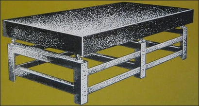 Black Granite Surface Plates And Tables