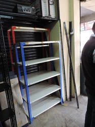 Precision Engineered Slotted Angle Racks