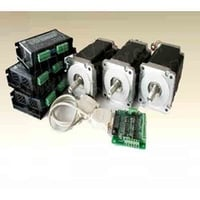 Stepper Motor And Drive For Laser Engraving And Cutting Machine