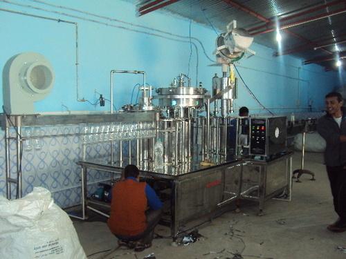 Automatic Soda Plant