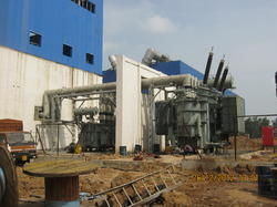 Isolated Phase Busduct Erection