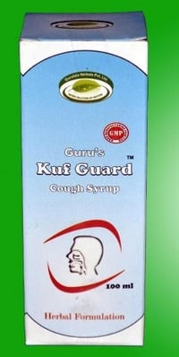Kuf Guard Cough Syrup