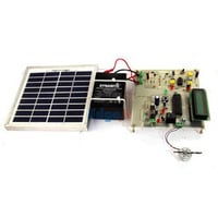 Solar Powered Auto Irrigation System