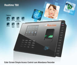Color Screen Simple Access Control