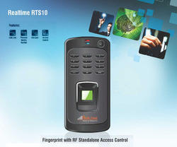 Fingerprint With Rf Standalone Access Control