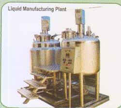 Liquid Manufacturing Plant