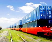 Railway Freight Forwarding