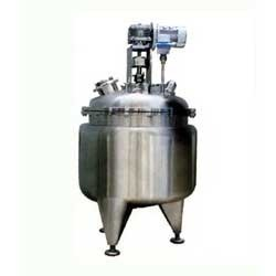 SS Jacketed Vessels