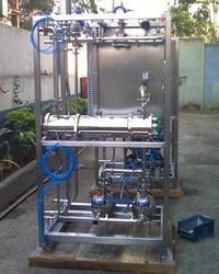 Water Distribution Skid