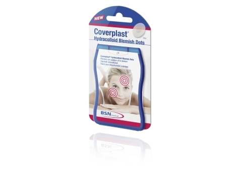 Coverplast Hydrocolloid Dots