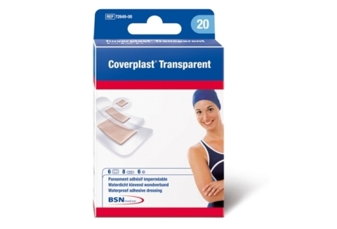 Coverplast Transparent