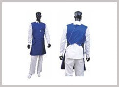 Full Front And Half Back Aprons