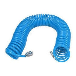 Pneumatic Coiled