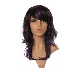 Razor Cut Wig in  Panjagutta