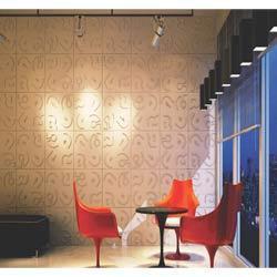 Decorative MDF 3D Wall Panel