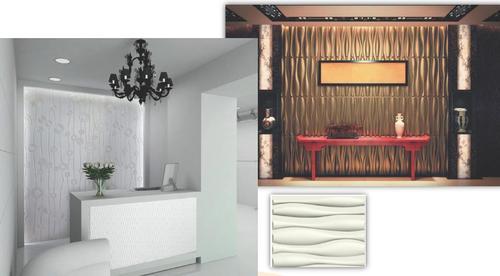 Elegant Look MDF 3D Wall Pannels
