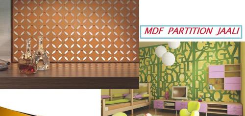 MDF Partition Jaali