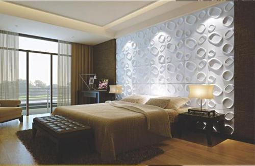 Stylish Look MDF 3D Wall Pannels
