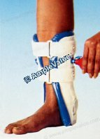 Air Inflated Ankle Stirrup Brace