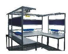 Durable Aluminum Profile Table