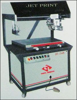 Jet Flat Screen Printing Machine (Ti-Jet)