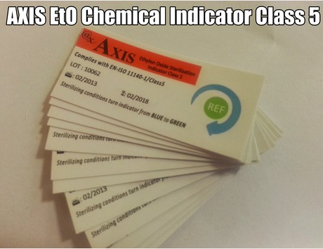 AXIS EtO Chemical Indicator