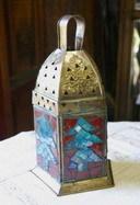 Designer Mosaic Lamp