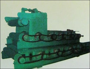 Furnace Discharge Table Cum Pinch Roll