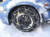 Snow And Non-Skidding Chains